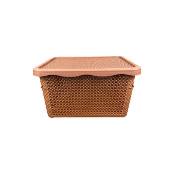 BOXA CU CAPAC PERLAT, 40L